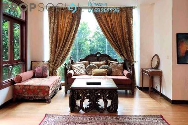 For Sale Bungalow at Sri Bukit Persekutuan, Bangsar Freehold Fully Furnished 7R/6B 6m