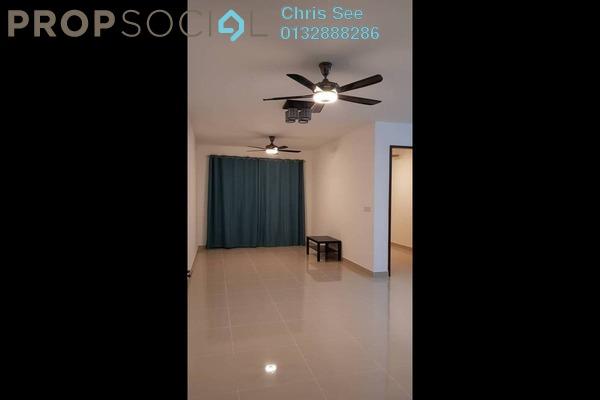 For Rent Condominium at Ken Rimba, Shah Alam Freehold Semi Furnished 3R/2B 1.4k