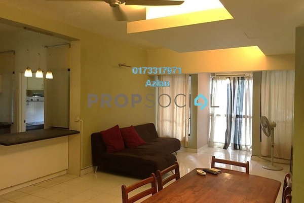 For Rent Townhouse at Prima Court, Kemensah Freehold Fully Furnished 3R/3B 1.7k