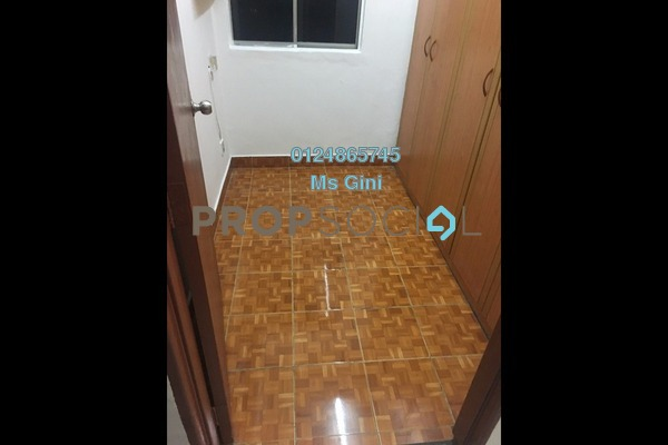 For Rent Apartment at Seri Gembira Apartment, Jalan Ipoh Freehold Semi Furnished 3R/2B 1.2k