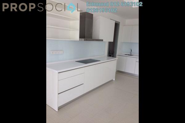 For Rent Condominium at Reflection Residences, Mutiara Damansara Freehold Semi Furnished 3R/2B 4.1k