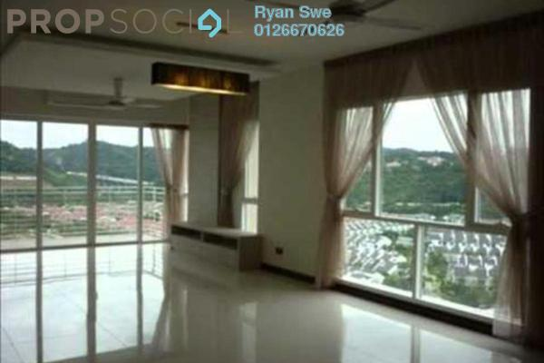 For Sale Condominium at The Northshore Gardens, Desa ParkCity Freehold Semi Furnished 1R/1B 910k