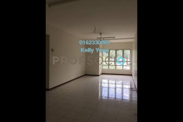 For Rent Condominium at Tiara Intan, Ampang Freehold Semi Furnished 3R/2B 1.25k