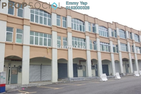 For Sale Shop at Bandar Pinggiran Subang, Subang Leasehold Unfurnished 0R/0B 1.7m