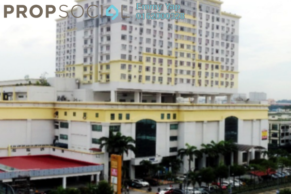 For Sale Serviced Residence at South City Plaza, Seri Kembangan Leasehold Semi Furnished 3R/2B 288k