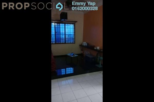 For Sale Condominium at Vista Impiana Apartment, Seri Kembangan Freehold Semi Furnished 1R/1B 200.0千