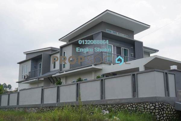 For Sale Bungalow at Eastpark 72, Bandar Mahkota Cheras Freehold Fully Furnished 6R/5B 2.1m