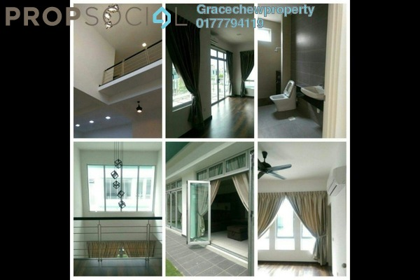 For Sale Semi-Detached at Nusa Duta, Iskandar Puteri (Nusajaya) Freehold Semi Furnished 5R/5B 1.35m