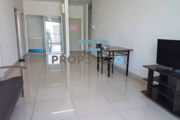 For Rent Condominium at Pacific Place, Ara Damansara Freehold Semi Furnished 3R/3B 1.9k