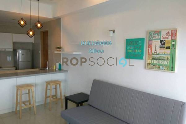 For Rent Condominium at Gaya Bangsar, Bangsar Freehold Fully Furnished 0R/1B 2.3k