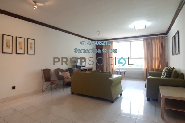 For Rent Condominium at Mont Kiara Pelangi, Mont Kiara Freehold Fully Furnished 3R/0B 3k