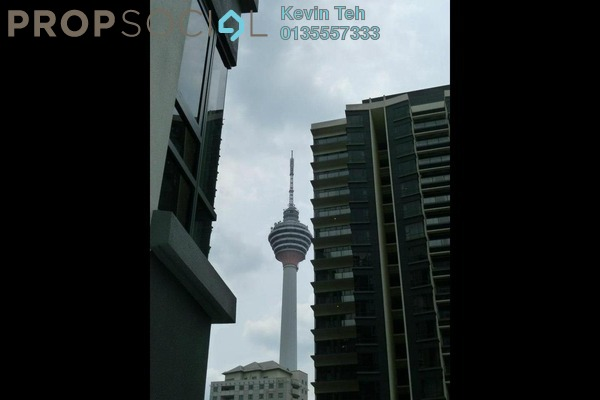 For Rent Condominium at St Mary Residences, KLCC Freehold Semi Furnished 2R/3B 6.5k