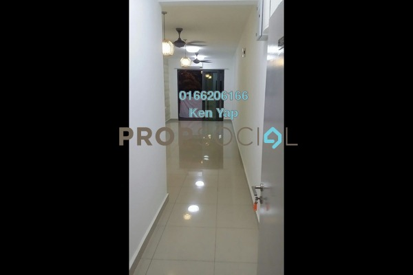 For Sale Condominium at KL Palace Court, Kuchai Lama Freehold Semi Furnished 2R/2B 480k