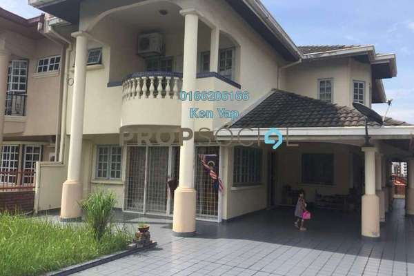 For Sale Semi-Detached at Bandar Baru Sri Petaling, Sri Petaling Freehold Unfurnished 5R/4B 1.75m