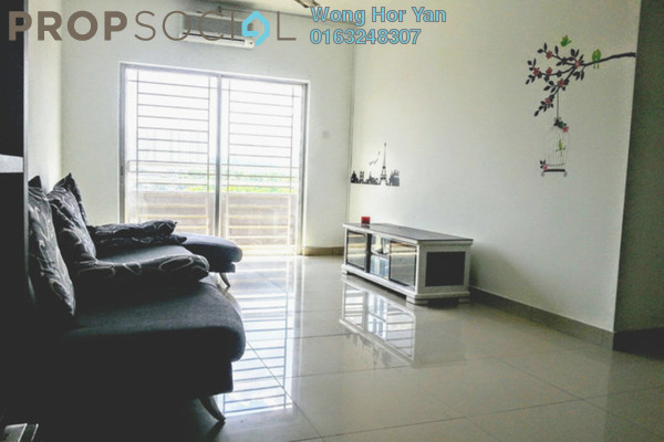 For Sale Serviced Residence at Koi Kinrara, Bandar Puchong Jaya Freehold Semi Furnished 3R/2B 430k