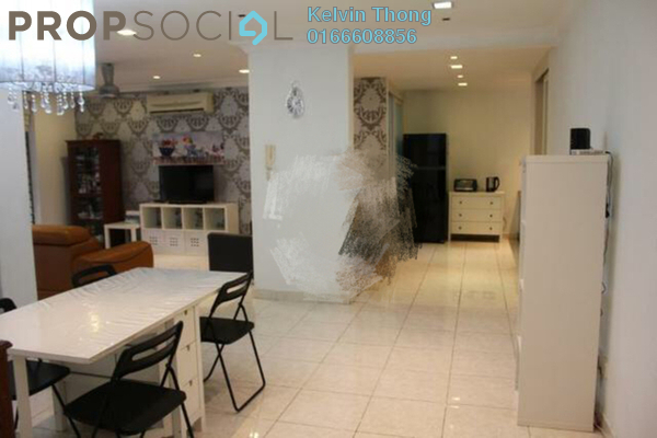 For Rent Condominium at Casa Tropicana, Tropicana Freehold Fully Furnished 4R/3B 2.7k