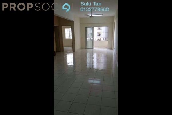 For Rent Condominium at Vista Mutiara, Kepong Freehold Semi Furnished 2R/2B 1.4k