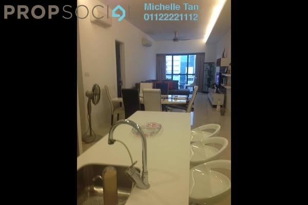 For Sale Condominium at The Horizon Residences, KLCC Freehold Fully Furnished 1R/2B 1.7m