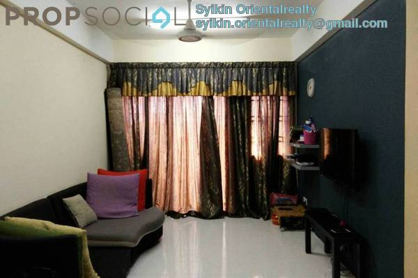 For Sale Apartment at Perdana Impian Apartment, Kajang Freehold Unfurnished 3R/2B 220k
