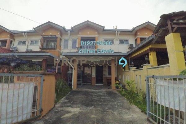 For Sale Terrace at Taman Lestari Putra, Bandar Putra Permai Freehold Semi Furnished 4R/3B 430k