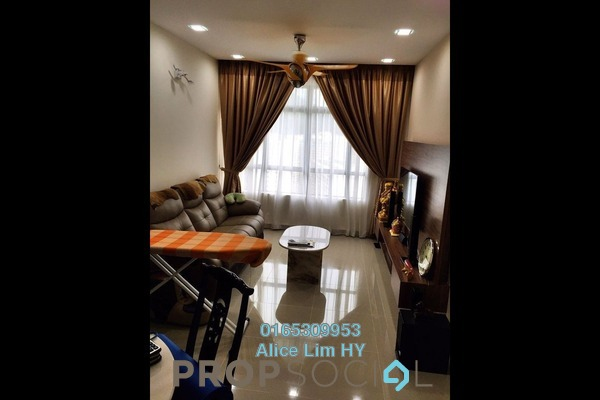 For Sale Condominium at All Seasons Park, Farlim Freehold Fully Furnished 3R/2B 550k