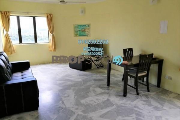 For Rent Condominium at Indah Villa, Bandar Sunway Freehold Fully Furnished 2R/2B 1.6k