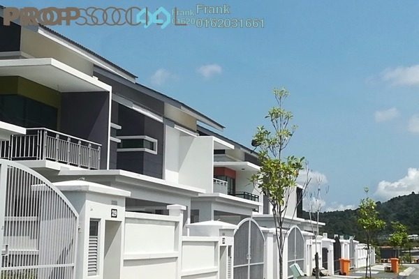 For Sale Terrace at S2 Heights, Seremban 2 Freehold Unfurnished 4R/3B 565k