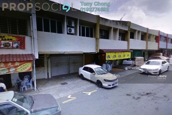 For Sale Shop at Taman Bukit Anggerik, Cheras South Freehold Unfurnished 3R/2B 1.1百万