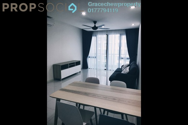 For Rent Condominium at Impiana On The Waterfront, Ampang Freehold Semi Furnished 2R/2B 2k