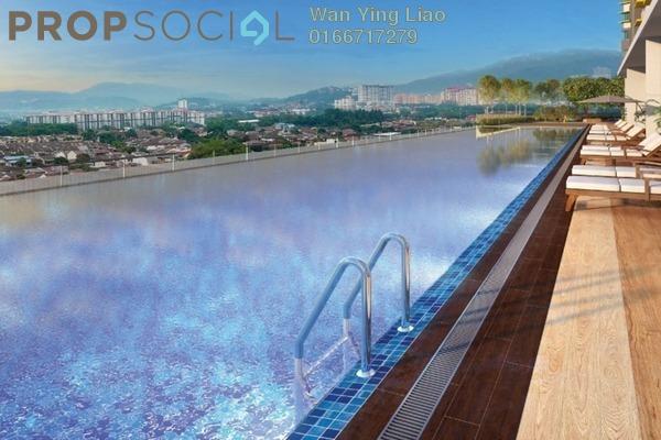 For Sale SoHo/Studio at PV18 Residence, Setapak Freehold Unfurnished 3R/2B 430k