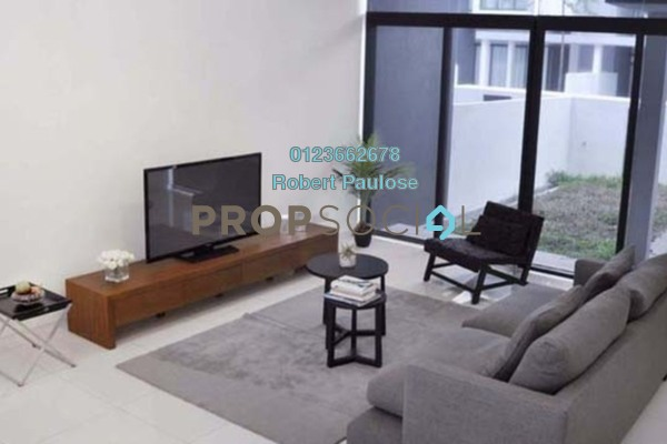 For Sale Superlink at Blu Constellation, Seri Kembangan Freehold Semi Furnished 5R/5B 1.18m