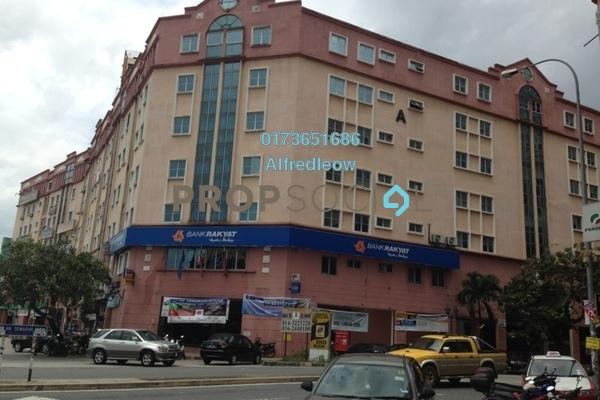 For Rent Shop at Diamond Square, Setapak Freehold Semi Furnished 0R/2B 1.35k