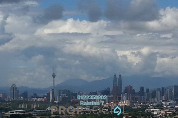 For Sale Condominium at Amadesa, Desa Petaling Freehold Semi Furnished 3R/2B 468k