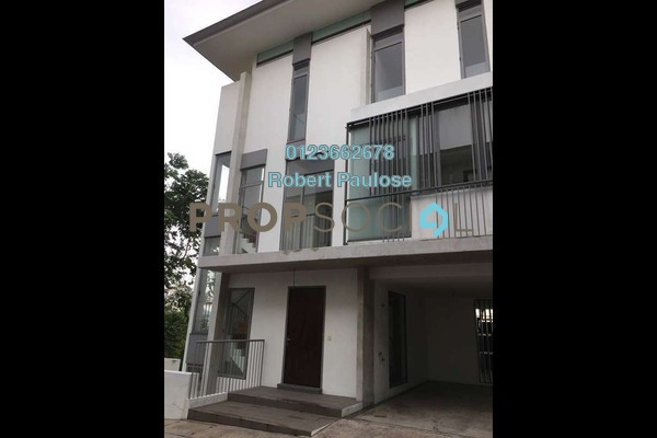 For Sale Superlink at Garden Manor, Sungai Buloh Freehold Semi Furnished 6R/6B 3.6m