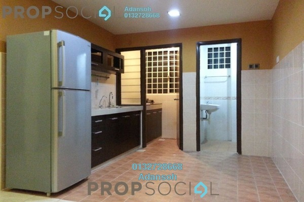 For Sale Apartment at Bougainvilla, Segambut Freehold Fully Furnished 3R/2B 450k
