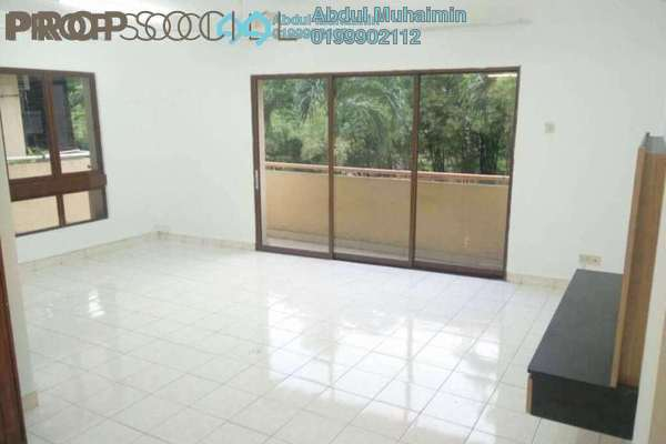 For Rent Condominium at Palm Spring, Kota Damansara Freehold Semi Furnished 3R/2B 1.4k