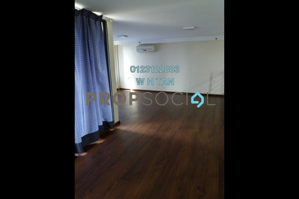 For Rent SoHo/Studio at Subang SoHo, Subang Jaya Freehold Semi Furnished 1R/1B 1.85k