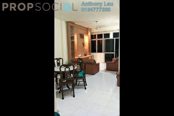 For Rent Apartment at Leader Garden, Tanjung Bungah Freehold Fully Furnished 3R/2B 1.5k