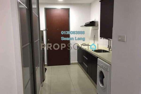 For Rent Condominium at Ritze Perdana 2, Damansara Perdana Freehold Fully Furnished 0R/1B 1.4k