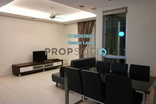 For Rent Condominium at Casa Indah 2, Tropicana Freehold Fully Furnished 2R/2B 2k