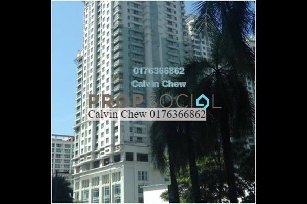 For Sale Duplex at Metropolitan Square, Damansara Perdana Freehold Unfurnished 5R/4B 890k