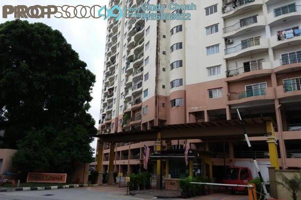 For Rent Condominium at Prima Setapak I, Setapak Freehold Semi Furnished 3R/2B 1.35k