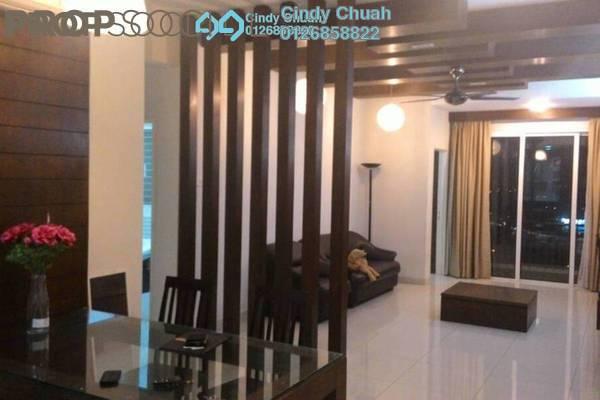 For Rent Condominium at Zenith Residences, Kelana Jaya Freehold Fully Furnished 3R/2B 2.2k