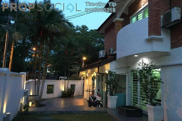 For Sale Terrace at SL1, Bandar Sungai Long Freehold Fully Furnished 4R/4B 928k
