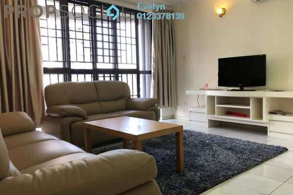 For Rent Condominium at Mont Kiara Palma, Mont Kiara Freehold Fully Furnished 3R/2B 3.5k