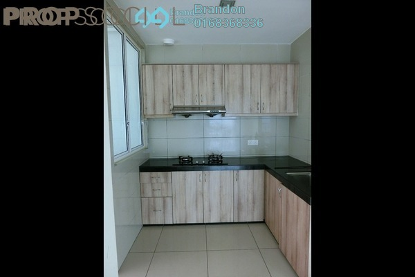 For Rent Condominium at The Loft @ ZetaPark, Setapak Freehold Semi Furnished 3R/2B 2.2k