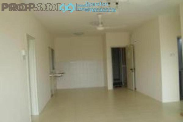 For Rent Condominium at Platinum Lake PV10, Setapak Freehold Semi Furnished 3R/2B 1.6k