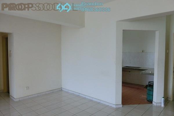 For Rent Condominium at Wangsa Metroview, Wangsa Maju Freehold Semi Furnished 3R/2B 1.6k