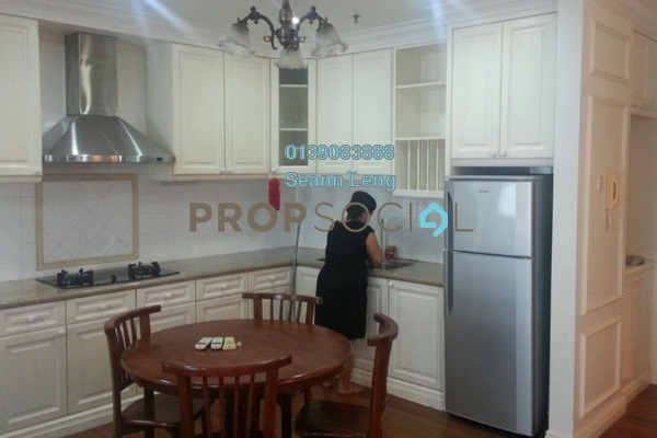 For Rent Condominium at Park View, KLCC Freehold Fully Furnished 1R/2B 2.9k