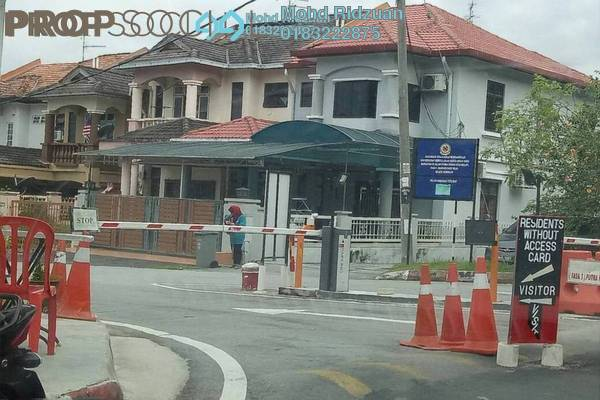 For Sale Terrace at Desa Melati, Putra Nilai Freehold Unfurnished 4R/3B 410k